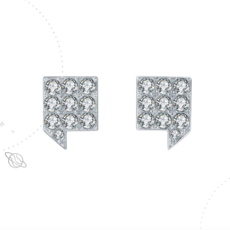 Abyb Love You 3000 Earrings