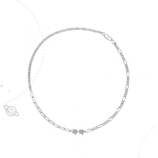 Abyb Love You 3000 Necklace