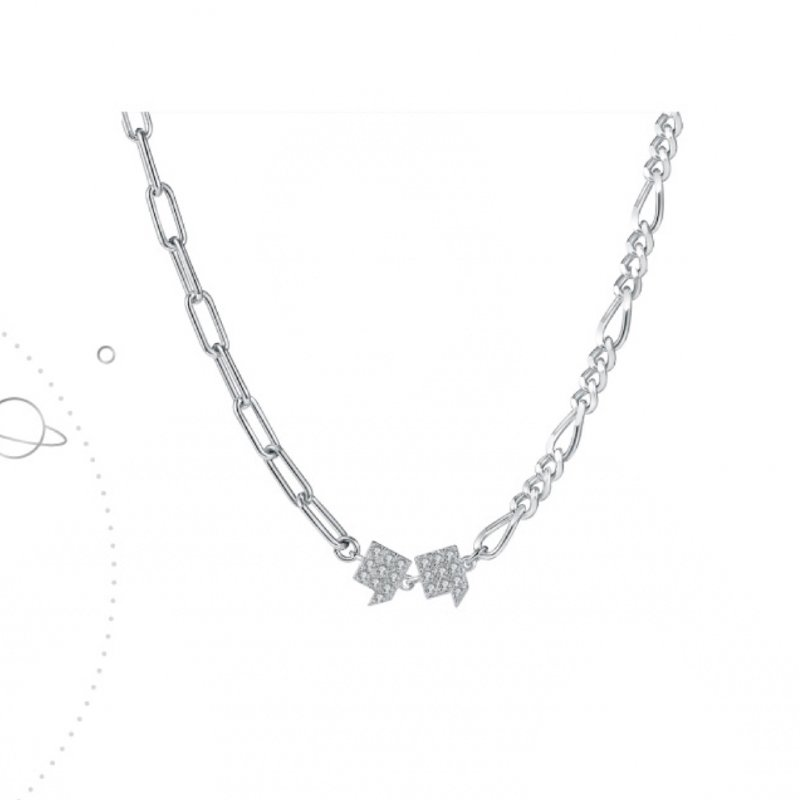 Abyb Love You 3000 Necklace 3