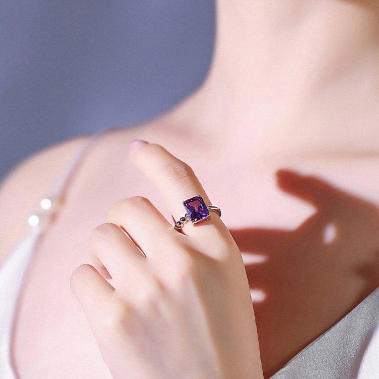 Abyb Mystery Series Gemstone Ring 2