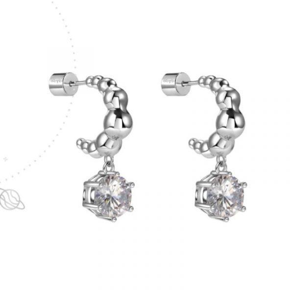 Abyb Snowflake Earrings 2