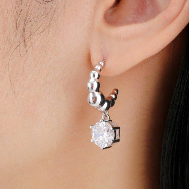 Abyb Snowflake Earrings 4