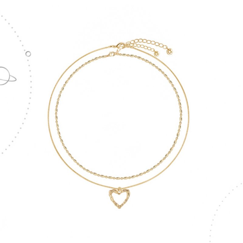 Abyb The Art Of Love Necklace 4