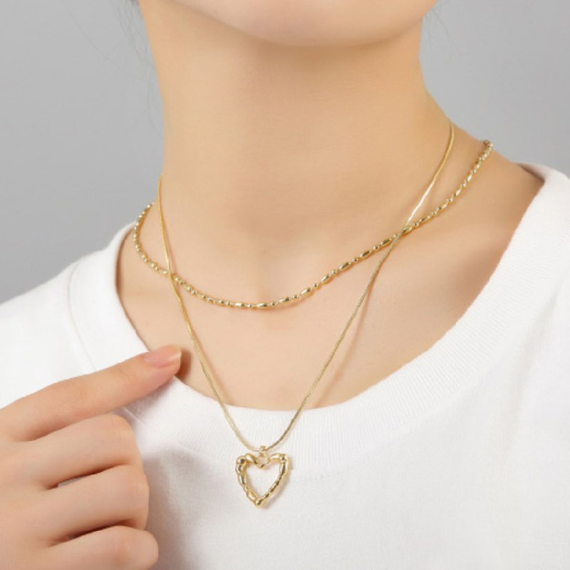 Abyb The Art Of Love Necklace 8