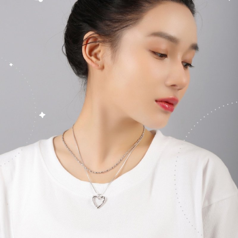 Abyb The Art Of Love Necklace