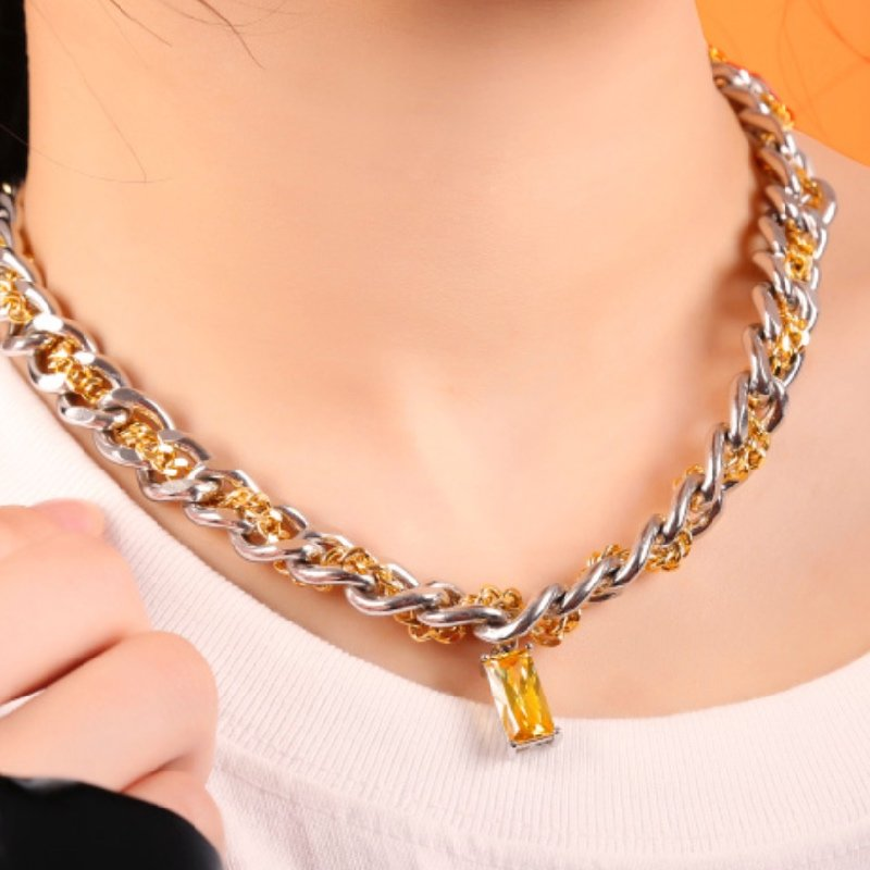 Abyb The Billionaire Necklace 5