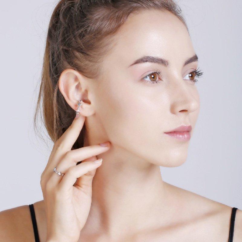 Abyb Universe Ear Cuff Earrings 3
