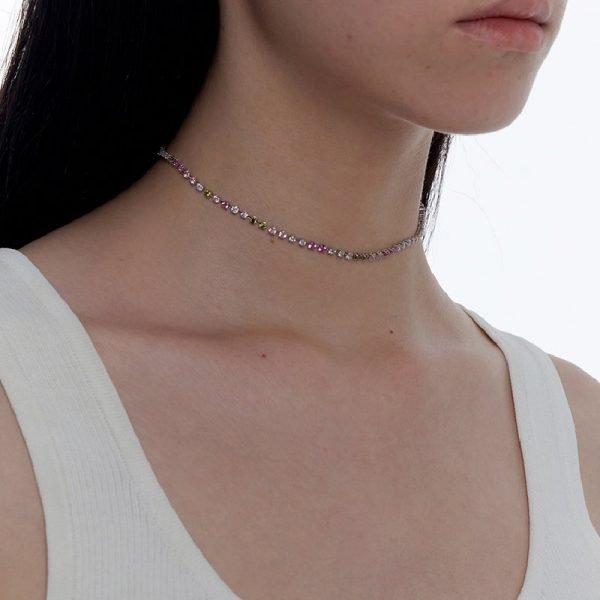 Kvk Advanced Sense Collarbone Chain 5