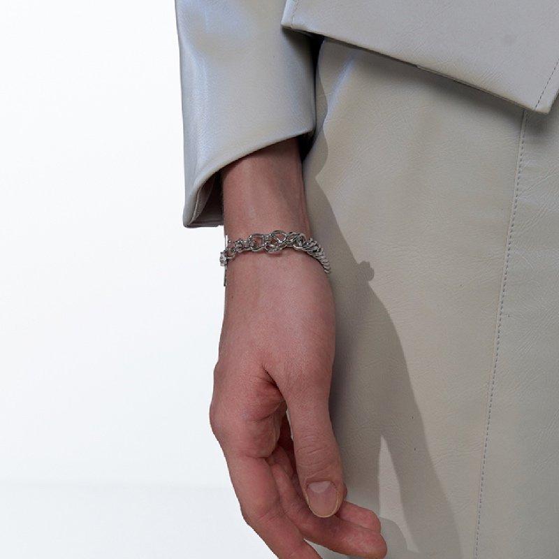 Kvk Cross Pendant Bracelet 5