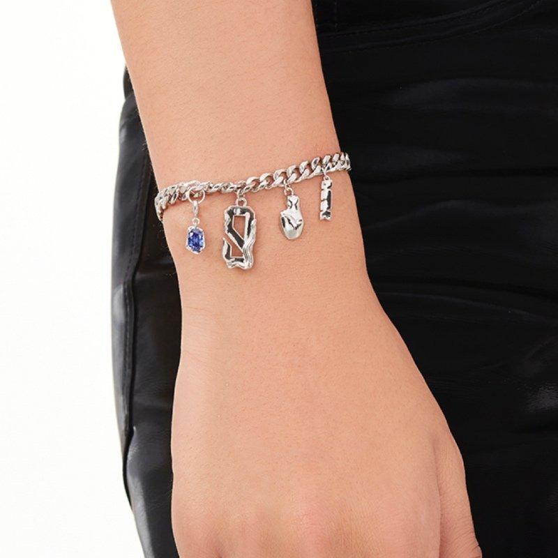 Kvk Cuban Bracelet