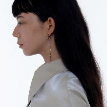 Kvk Long Fringed Earrings 5