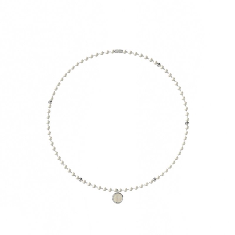 Kvk Mother Of Pearl Necklace 2