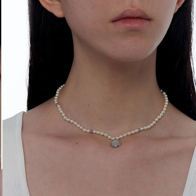 Kvk Mother Of Pearl Necklace 6