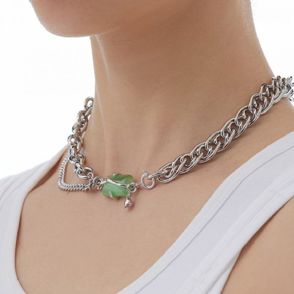 Kvk Peach Blossom Necklace