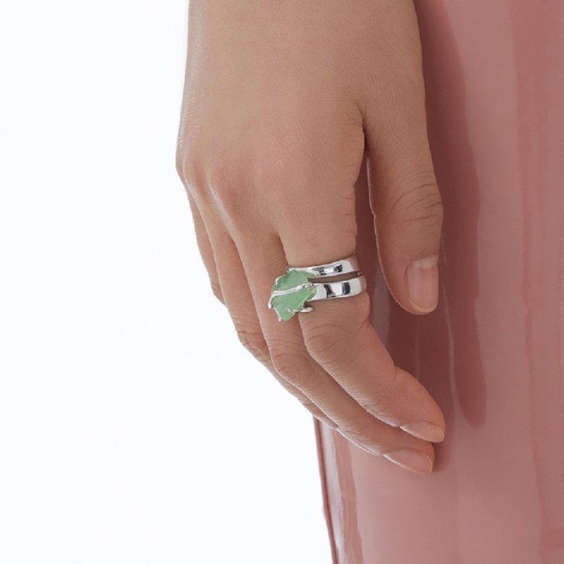 Kvk Peach Blossom Ring 3