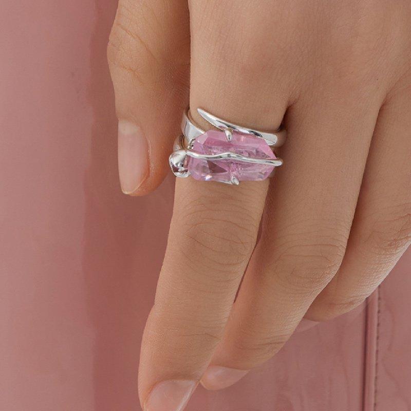 Kvk Peach Blossom Ring 5
