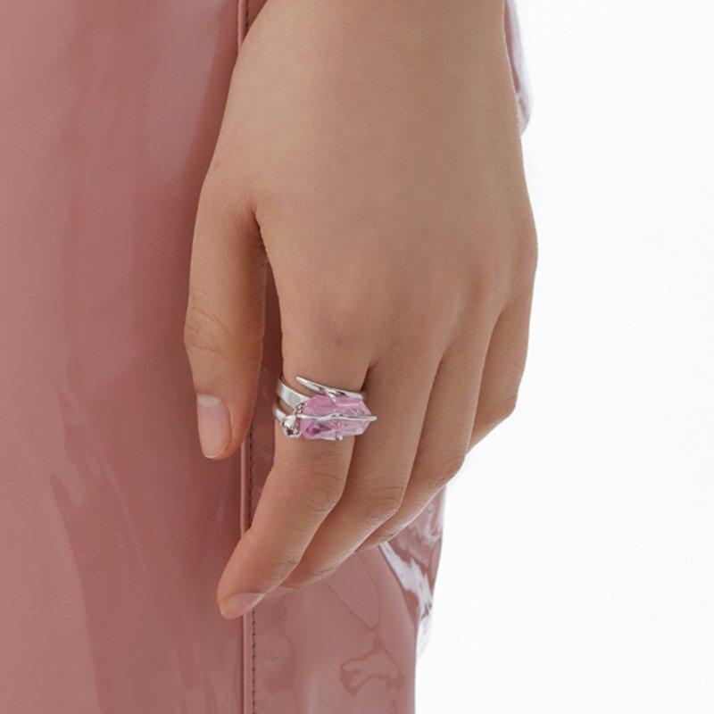 Kvk Peach Blossom Ring