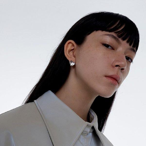 Kvk Simple Love Earrings 5