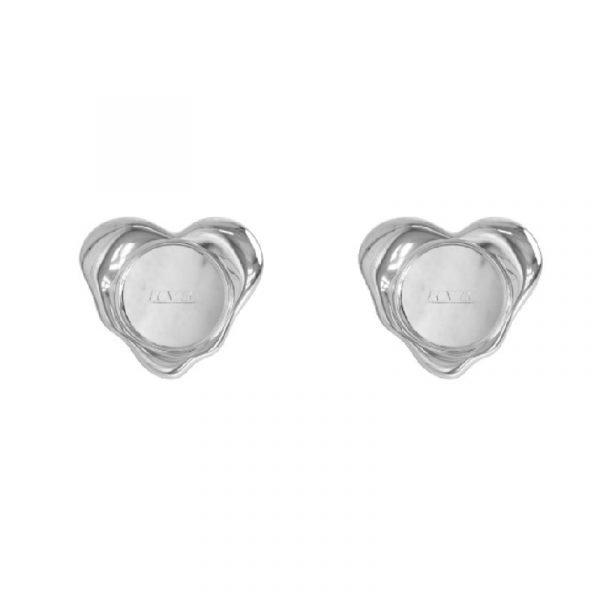 Kvk Simple Love Earrings